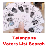 Telangana Voters List Search icon
