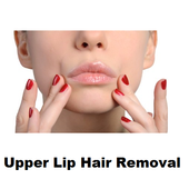 Upper Lip Hair Removal Tips icon