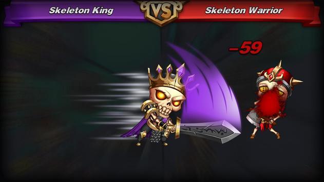 Legion War - Tactic & Strategy apk screenshot