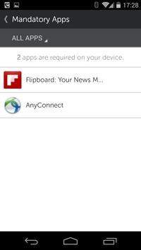 Dell Mobile Management Agent apk screenshot