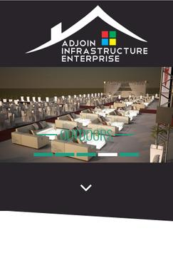 ADJOIN INFRASTRUCTURE poster