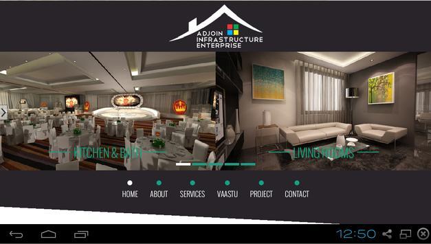 ADJOIN INFRASTRUCTURE apk screenshot