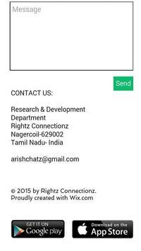 Arish Chatz apk screenshot