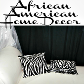 African American Home Décor icon