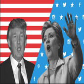 Election'16 Who You Gonna Vote icon