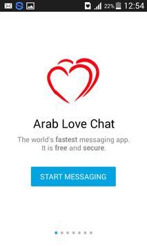 Arab Love Chat poster