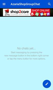 Azaria Shop Group Chat apk screenshot
