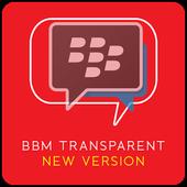 BBM MOD TRANSPARAN Pro icon