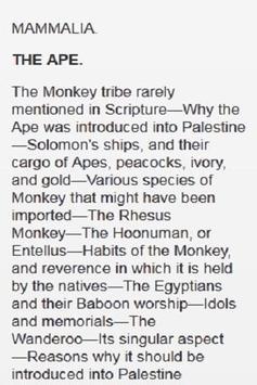 BIBLE ANIMALS apk screenshot