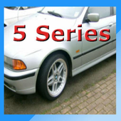 BMW 5 Series icon