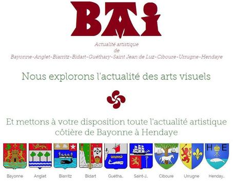 BAI Beaux Arts Info poster