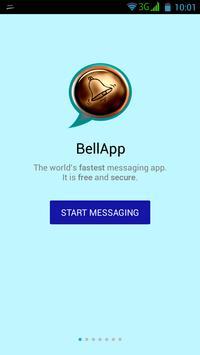 BellApp Messenger poster