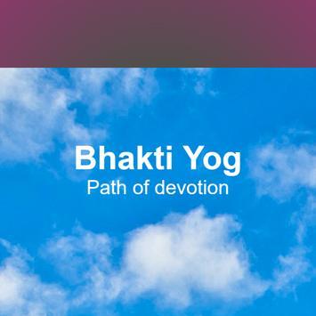 Bhakti Yog Path of devotion poster
