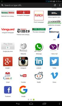 Bingo Browser app apk screenshot