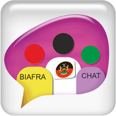 Biafra Chat icon