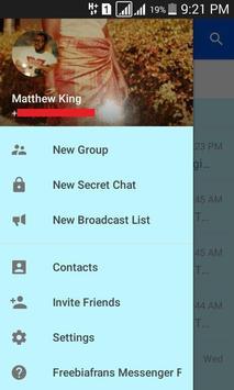 Biafra Chat apk screenshot