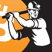 Free Bitcoin Faucet collector icon