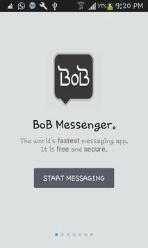 BoB Messenger poster