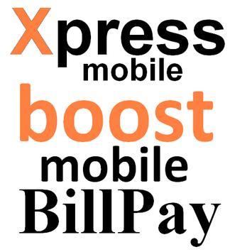 Express Mobile Boost Billpay apk screenshot