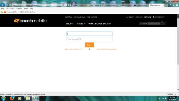 Xpress Boost Mobile Bill Pay apk screenshot