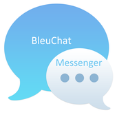 BleuChat Messenger icon