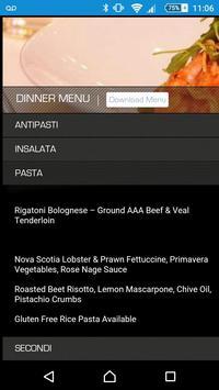 Blu Ristorante apk screenshot