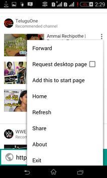 BrowseNet apk screenshot