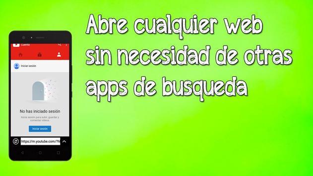 Alien Browser apk screenshot