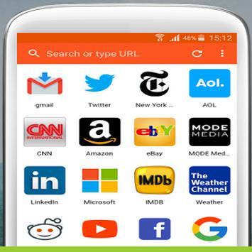 Browser Inc apk screenshot