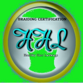 Hair Braiding Certification icon