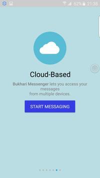 Bukhari Messenger apk screenshot