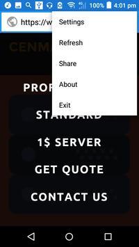 CBrowser : Lite apk screenshot