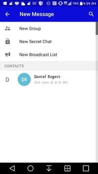 C Messages apk screenshot