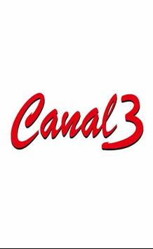 Canal 3 Play poster