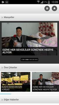 Bingöl Çapakcur Gazetesi apk screenshot