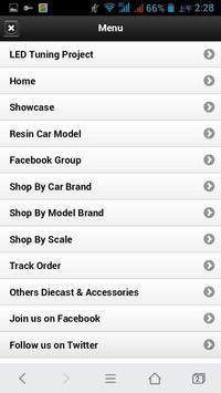 Carloverdiecast Online Store apk screenshot