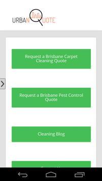 Carpet Cleaning Brisbane poster