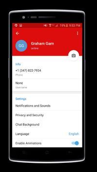 Chat 2 Go apk screenshot