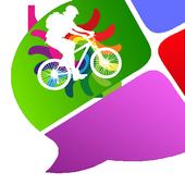 Chat Bike icon