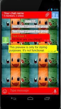 GoChitChat for PokemonGo poster
