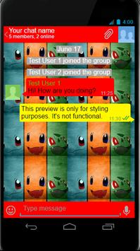 GoChitChat for PokemonGo apk screenshot