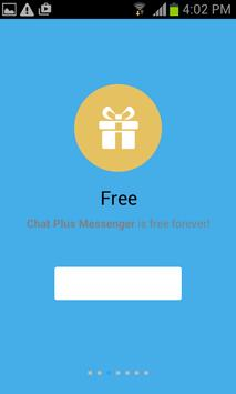 Chat+  Messenger apk screenshot