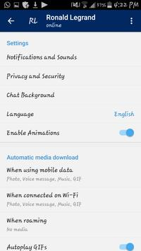 ChatPro apk screenshot