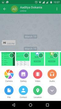 I Chat apk screenshot