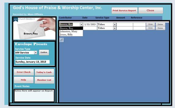 Church Books apk screenshot