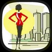 City Girl Scarves icon