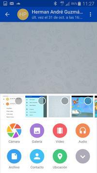 Comunicados apk screenshot