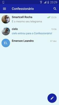 Confessionário App poster