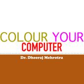 Colour Your Computer icon