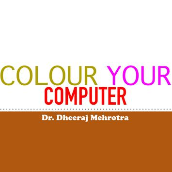 Colour Your Computer poster